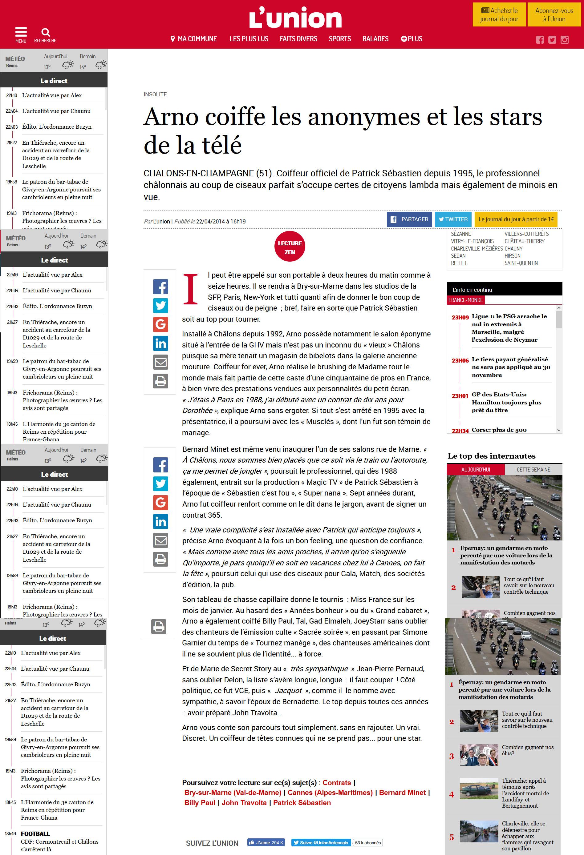 press union web